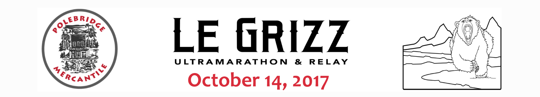 Run Le Grizz Logo