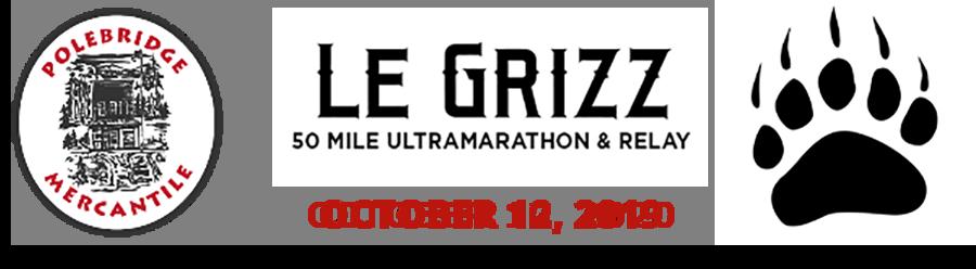 Run Le Grizz Logo